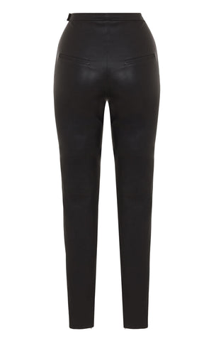 leather trousers for women | leather trousers for ladies | skinny leather trousers