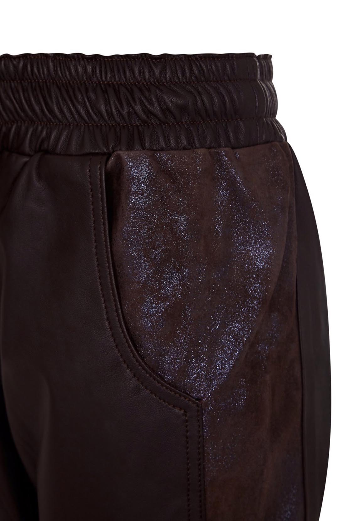 leather joggers womens | leather joggers | leather jogger outfit