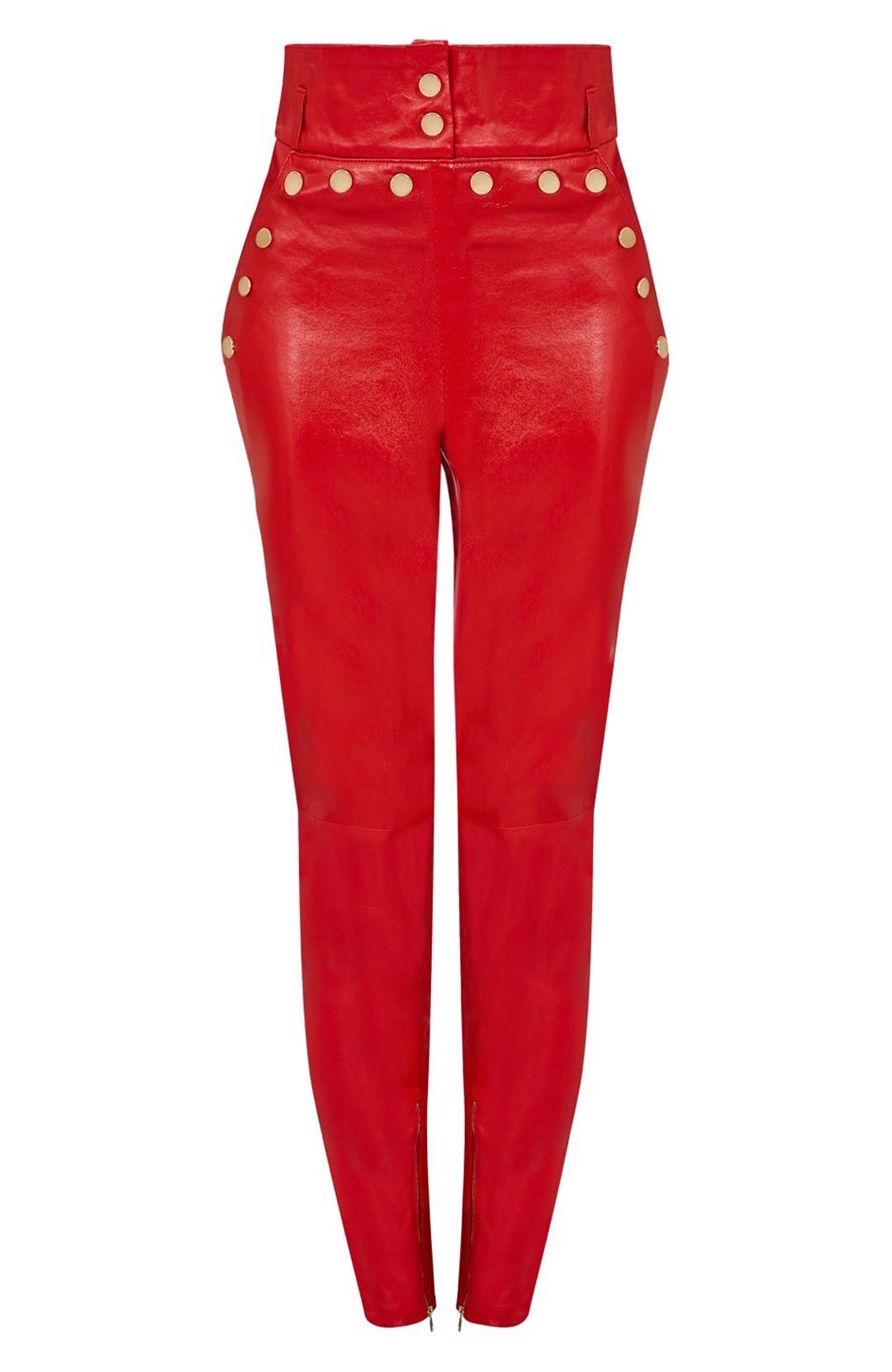 patent leather pants | patent leather pants womens | high waist leather pants women
