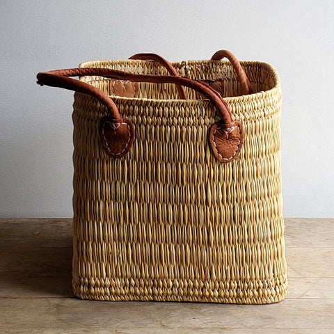 Simple Square Baskets