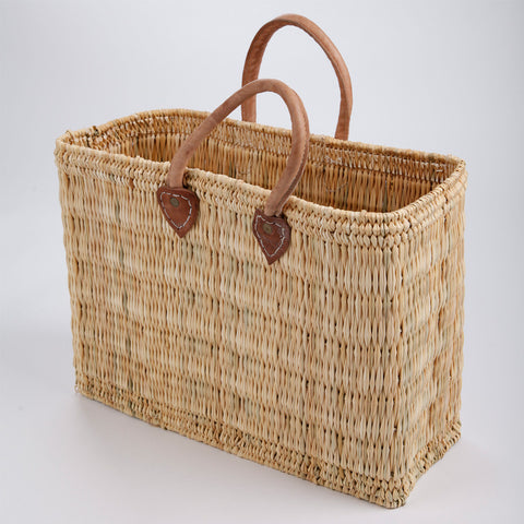 Overlarge Short Handle Tote