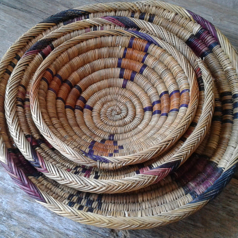 Small Moroccan Bread Baskets