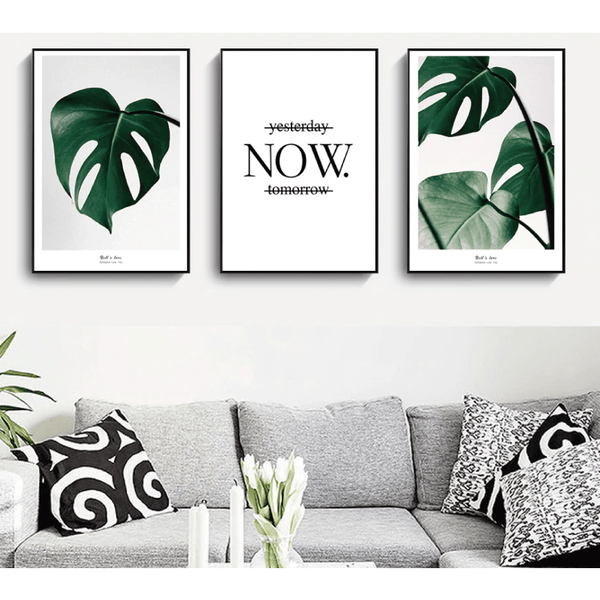 The Tropics Canvas