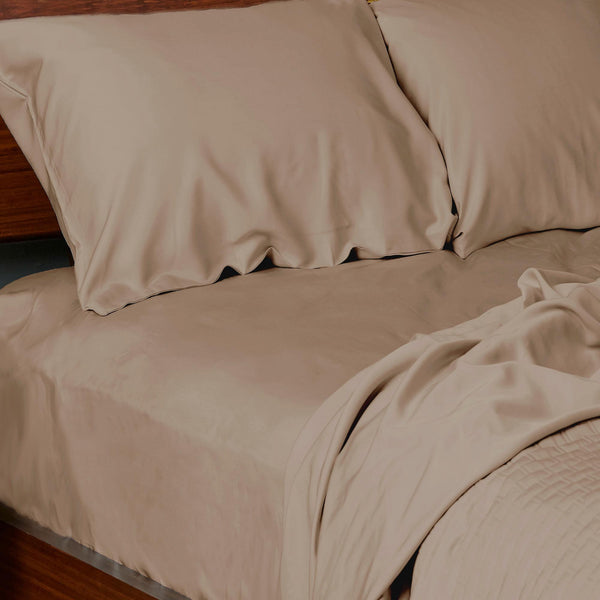 Bamboo Bed Sheets              Champagne