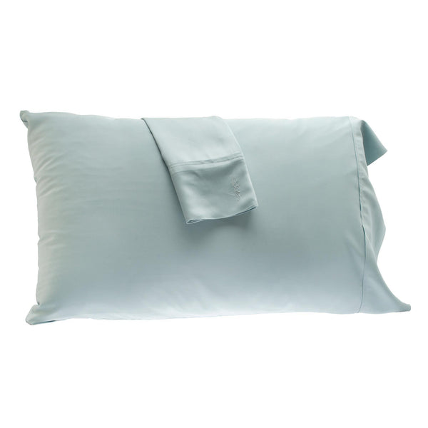 Bamboo Pillowcase Set Sky