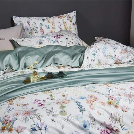Taree Chamonix 100% Egyptian Cotton Bedding Set | Guccio Home