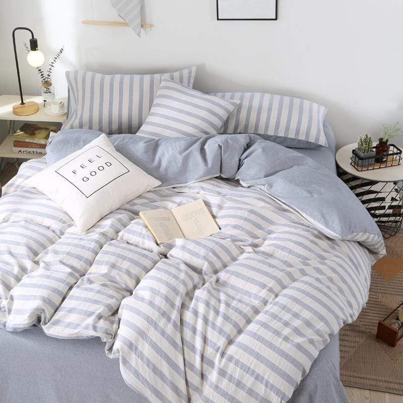 Marchant Washed Cotton Ultra Soft Summer Bedding Set