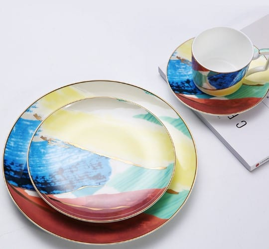 Catania Plate Collection