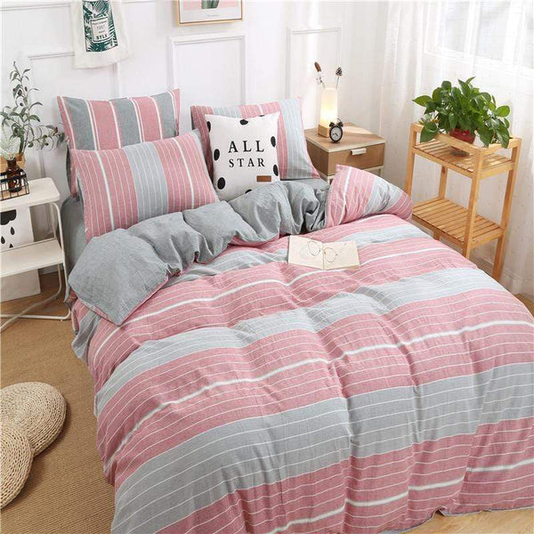 Robina Washed Cotton Ultra Soft Summer Bedding Set