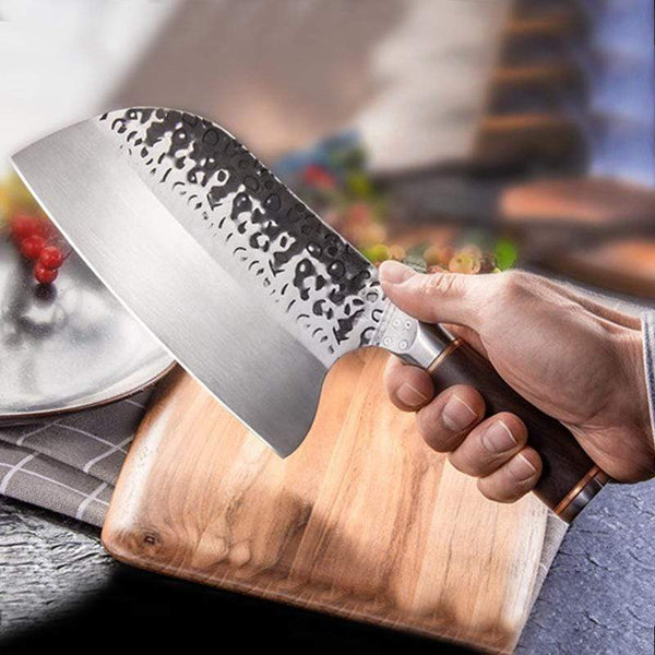 Ribe Full Tang Butcher Knife Guccio Home