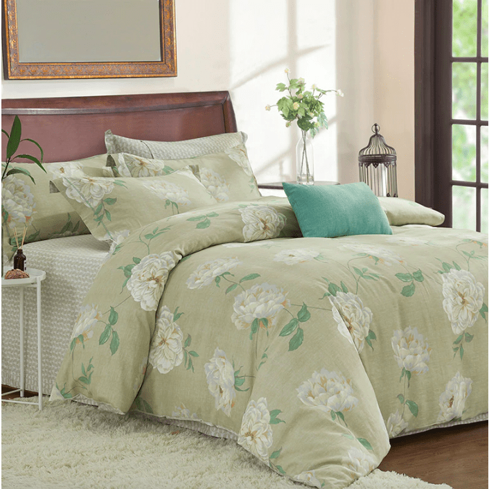 Forster Full Cotton Summer Bedding Set