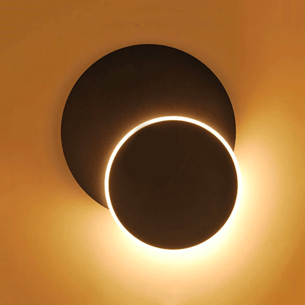 Eclipse Rotatable Wall Lamp