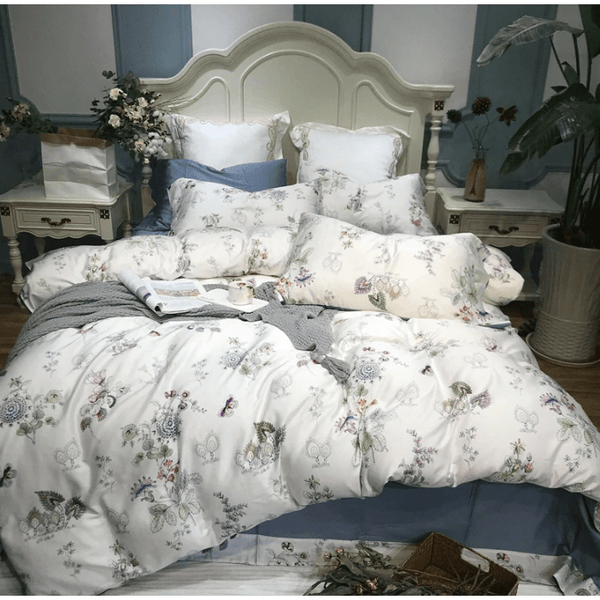 Blooming Romance Bedding Set