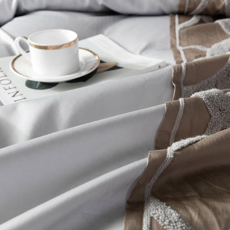 Savoie Luxury Egyptian Cotton Bedding Set  I Guccio Home