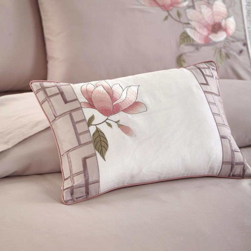 Exotic Flowers Bedding Set