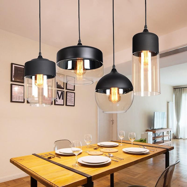 Évry Edison Pendant Lights