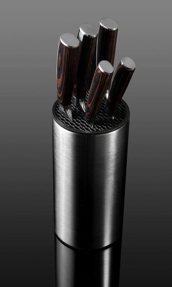 Fina Stainless Steel Knife Holder