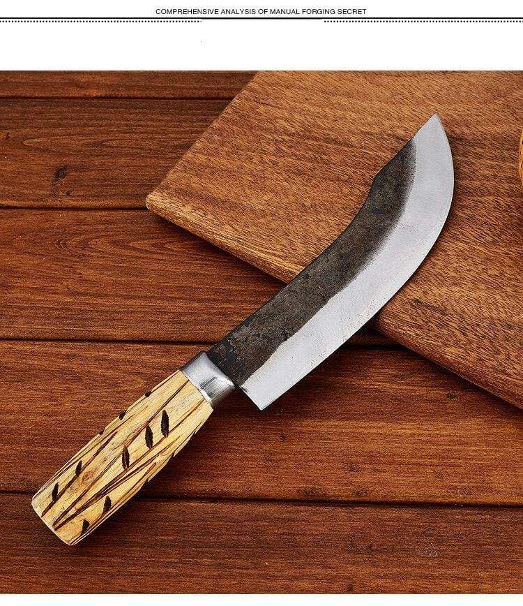 Hand Forged Boning Knife