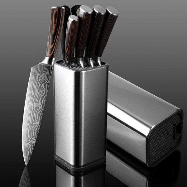 Kaunis Stainless Steel Knife Holder