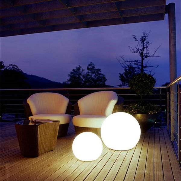 Modern Ball Floor Lamps