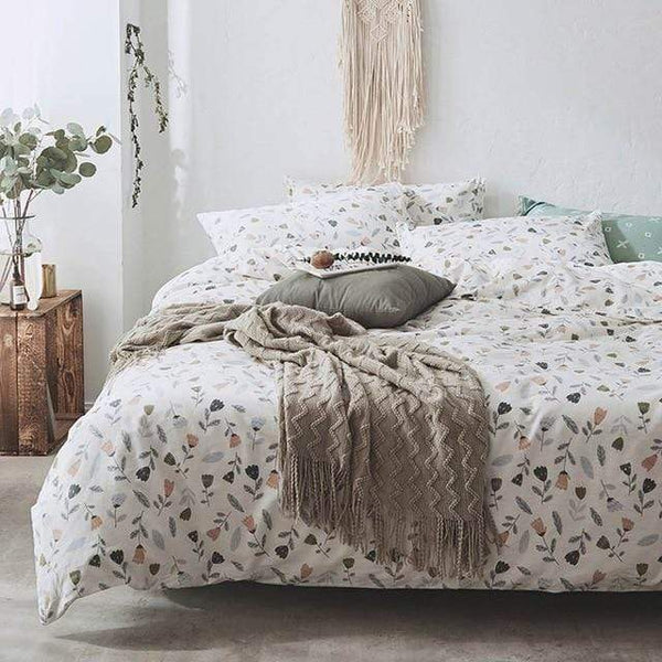 Floral Dance Bedding Set