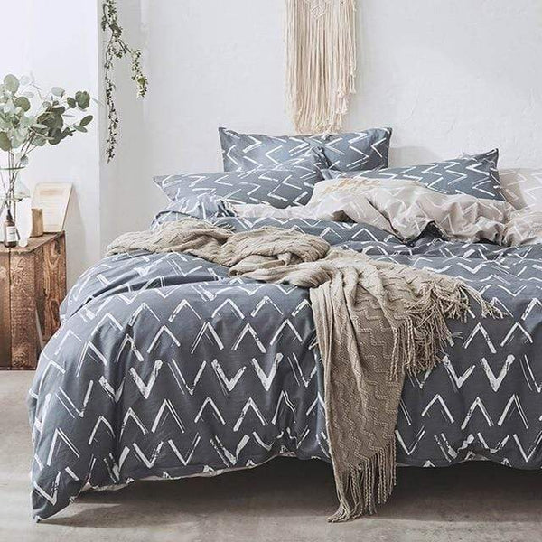Geometric Affair Bedding Set