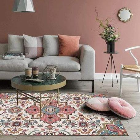 colorful-vintage-rug-in-a-living-are-Zavato-Home