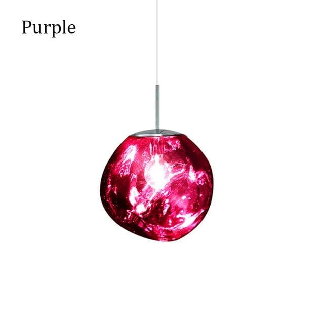Kovin LED Glass Pendant Lights