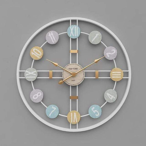Dijon Silent Home Decor Wall Clock