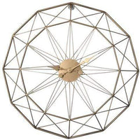 Concord Diamond Wall Clock Home Decor
