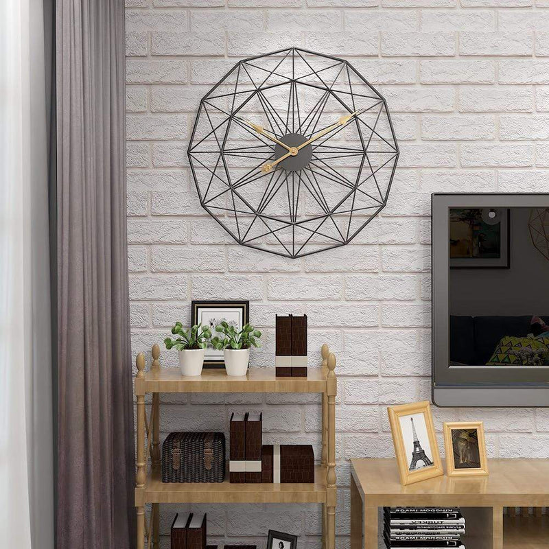 wall clocks for living room Guccio Home