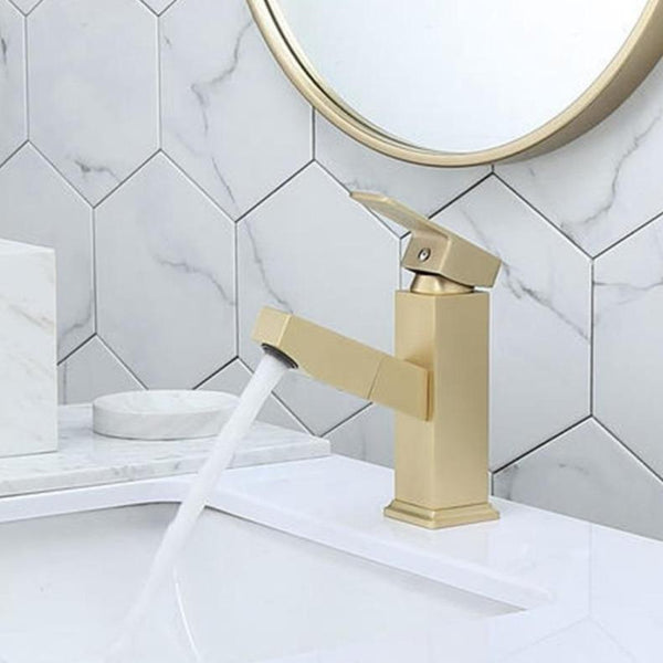 Giulio Pull-Out Sink Faucet