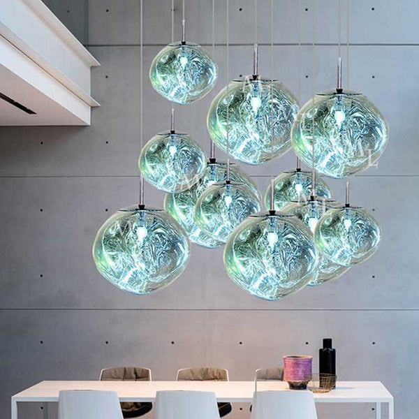 Bonn Glass LED Pendant Lamp