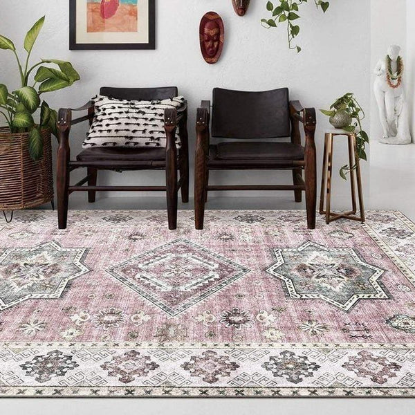 distressed-vintage-rug-in-a-living-area-Zavato-Home
