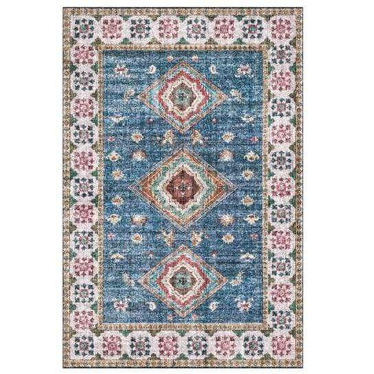 pink-and-blue-vintage-rug-Zavato-Home