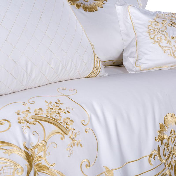 PURE BLISS 100% Egyptian cotton BEDDING SET | Guccio Home