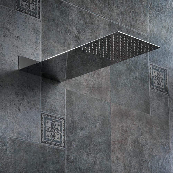 Tarquinia Rainfall Shower Head