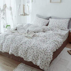 Launceston Floral Print Ultra Soft Cotton Bedding Set