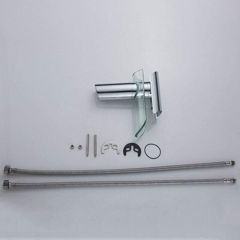 Carpi Mounted Bathroom Faucet