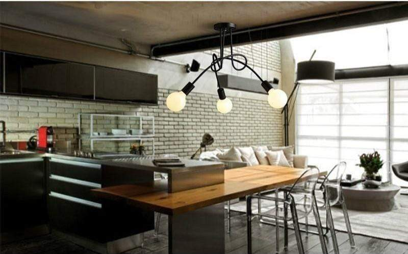 Toulouse LED Cluster Pendant Light