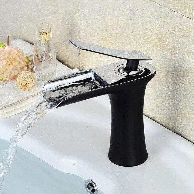 Sorrento Waterfall Bathroom Faucet