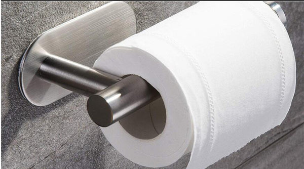 silver-tissue-holder-with-a-roll-of-tissue-Zavato-Home