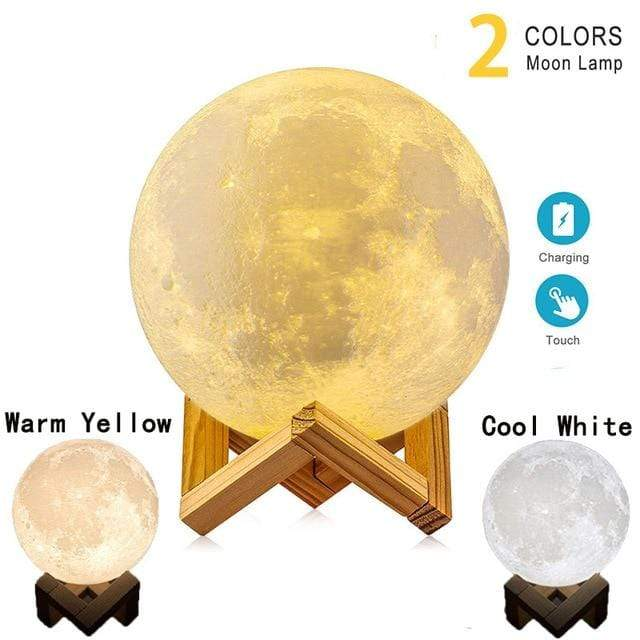 MOON LIGHT LAMP Color