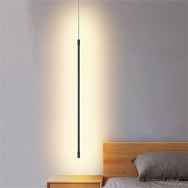 single-Modern-Floating-Black-Strip-Pendant-Light-Zavato-Home