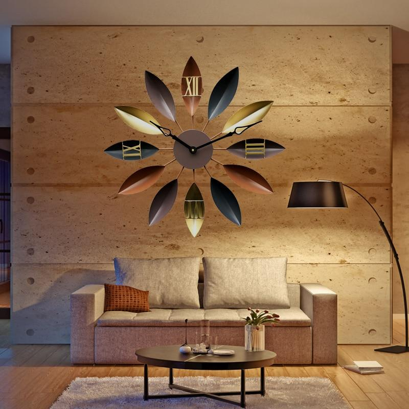 best wall clock for bedroom	 Guccio Home