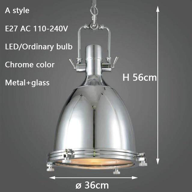 Chrome-pendant-lamp-measurement-Zavato-Home