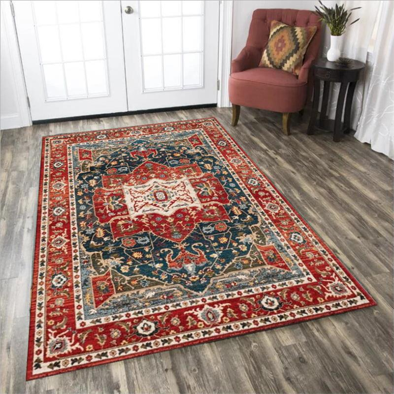 vintage-rug-on-hardwood-floors-Zavato-Home