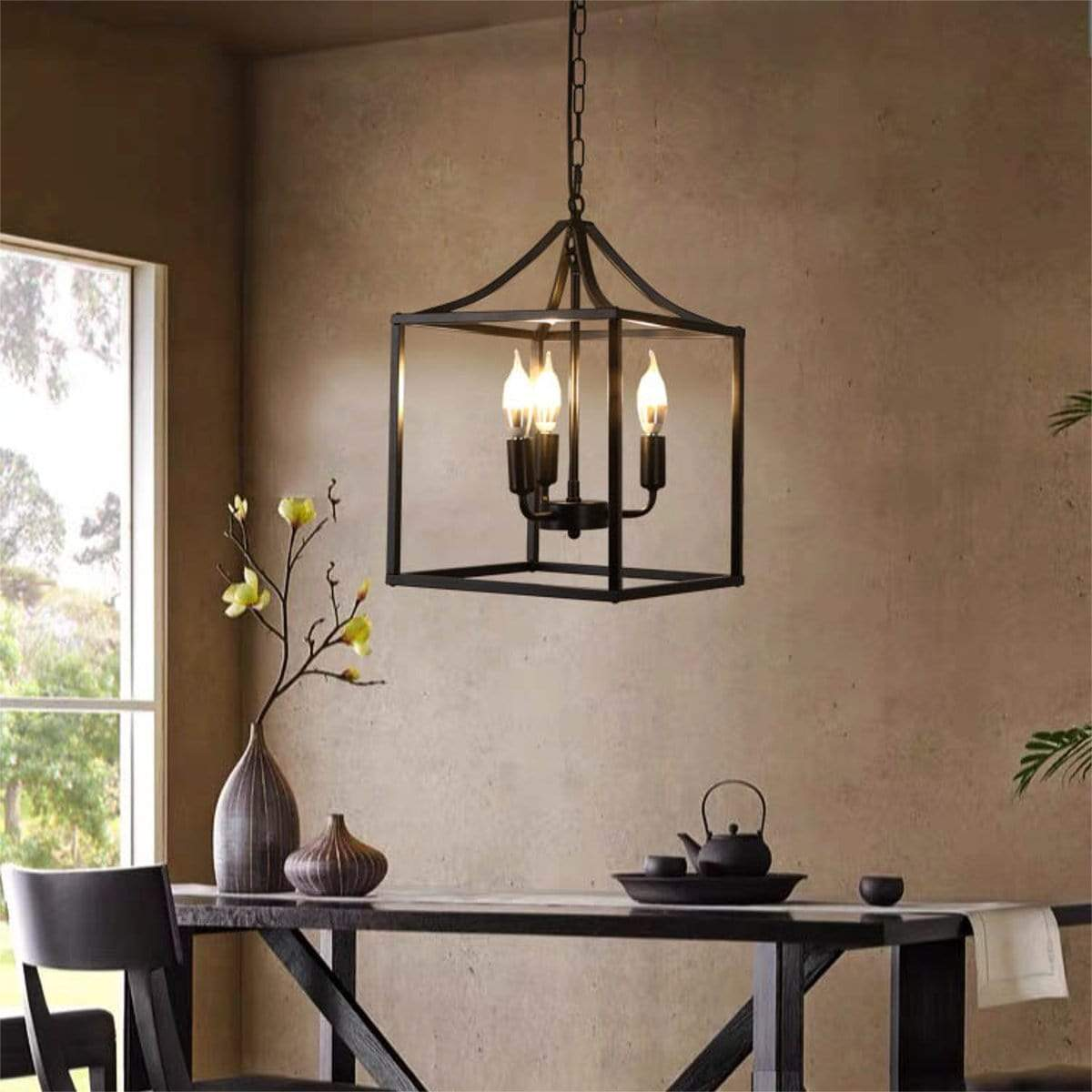 single-metal-pendant-lamp-over-a-table-Zavato-Home