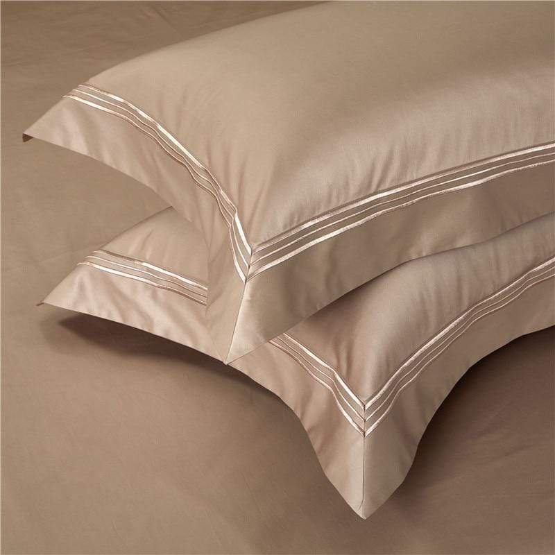 Mocha Bedding Set