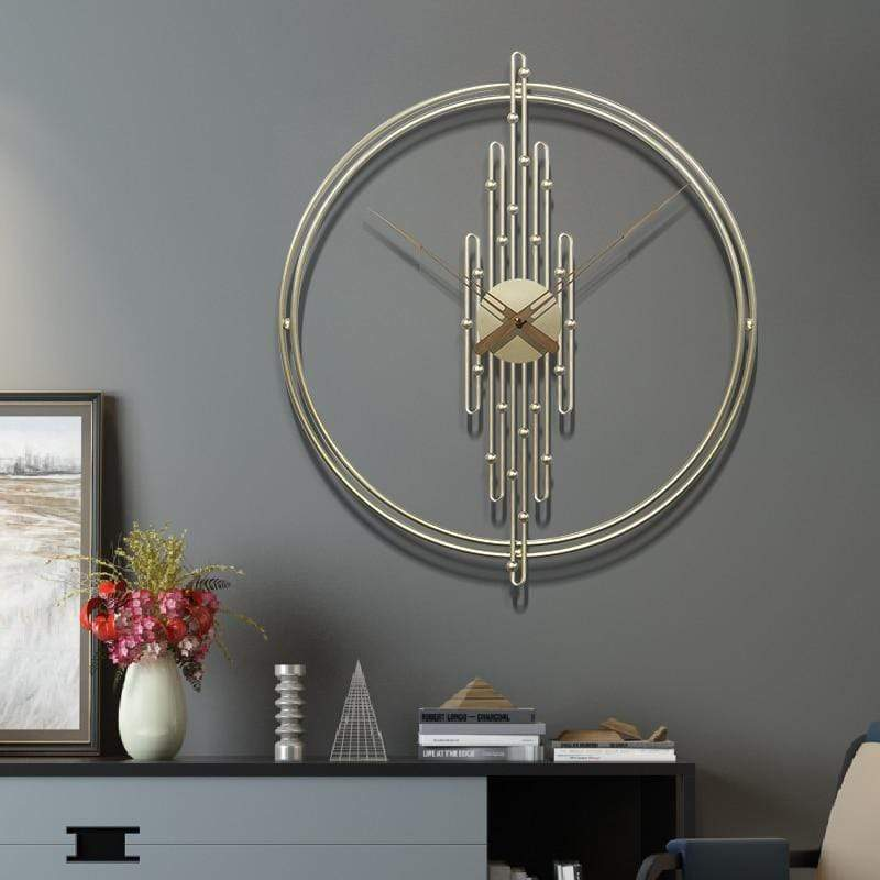 elegant modern wall clock Guccio Home